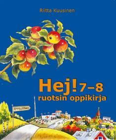 Hej! 7-8 Ruotsin oppikirja