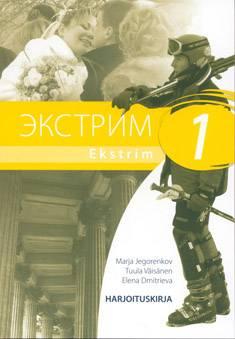 Ekstrim 1 Lukion A-venäjän oppikirjasarja Harjoituskirja