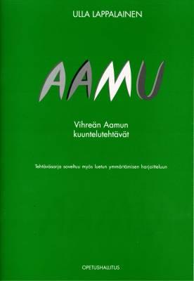 Aamu - Vihreän Aamun kuuntelutehtävät (+ 2 cd)