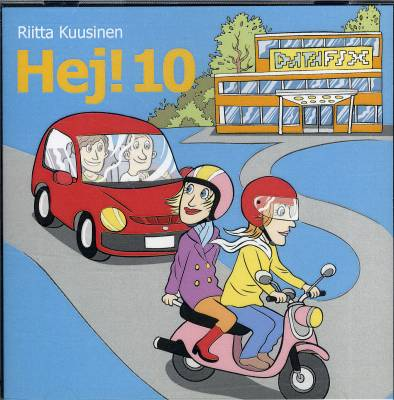 Hej! 10 (cd)