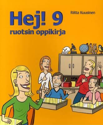 Hej! 9 Ruotsin oppikirja