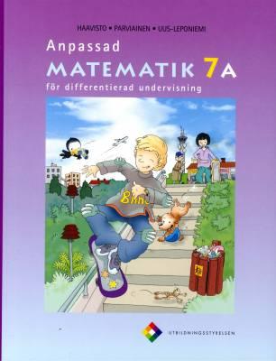 Anpassad matematik 7 A