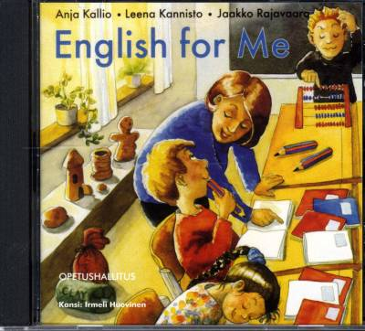 English for Me (cd)