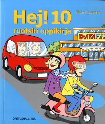 Hej! 10 Ruotsin oppikirja