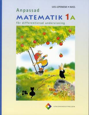 Anpassad matematik 1 A