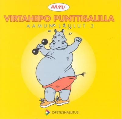 Aamun laulut - Virtahepo punttisalilla -cd-levy