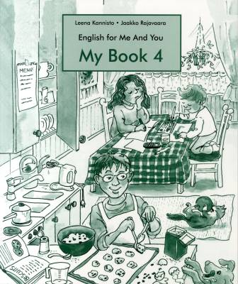 English for Me and You My Book 4 Harjoituskirja