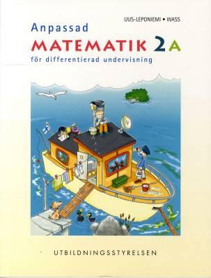 Anpassad matematik 2 A