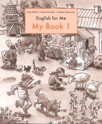 English for Me My Book 1 Harjoituskirja