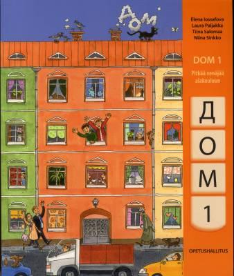 Dom 1 Pitkää venäjää alakouluun