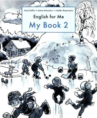 English for Me My Book 2 Harjoituskirja