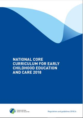 National core curriculum for early childhood education and care 2018