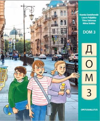 Dom 3 Pitkää venäjää alakouluun