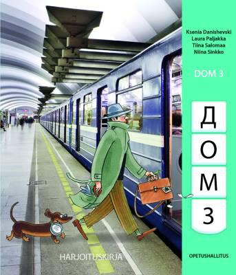 Dom 3 Pitkää venäjää alakouluun Harjoituskirja