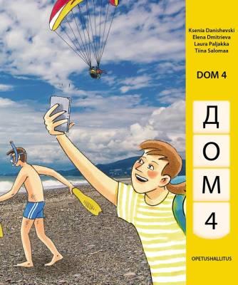 Dom 4 Venäjän kielen oppikirja