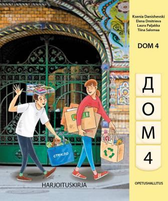 Dom 4 Venäjän kielen harjoituskirja